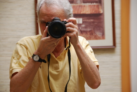 Mike Derblich Behind the Lens (Photo: Mike Derblich)